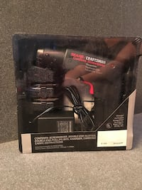 Sears Craftsman Cordless Screwdriver With Caddy NEW NEVER OPENED  Henderson, 89014