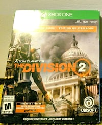 Tom Clancy's The Division 2 Gold Steelbook Edition - Xbox One   Coquitlam, V3B 2P7