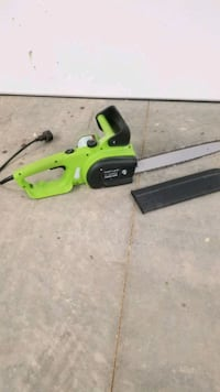 14 inch electric chainsaw