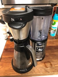 Ninja coffee maker  Surrey, V3T 2S3