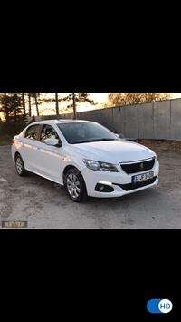 2017 Peugeot 301 1.6 HDI 92 HP ACTIVE Yenimahalle