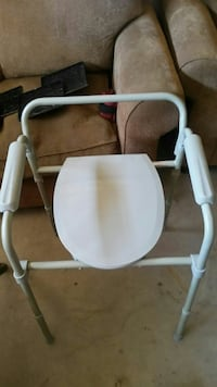Brand new commode for sale.