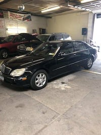 2001 Mercedes Benz S500 *Navi* 120k Miles New York, 11221