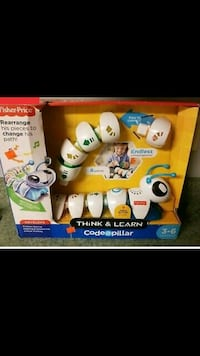 Fisherprice think and learn code a pillar educatio Silver Spring, 20906