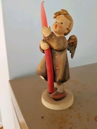 Rare Hummel Angel with Candle