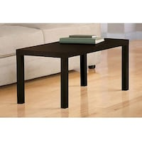 black coffee table Vancouver