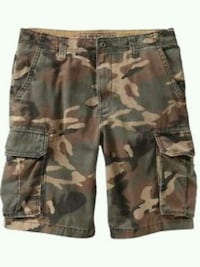 Men's 'Old Navy' Camouflage Cargo Shorts Waterloo, N2V 2P5