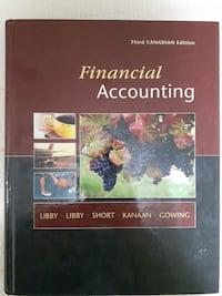 Accounting textbook Oakville, L6L 3H8