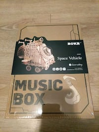 Role space vehicle music box