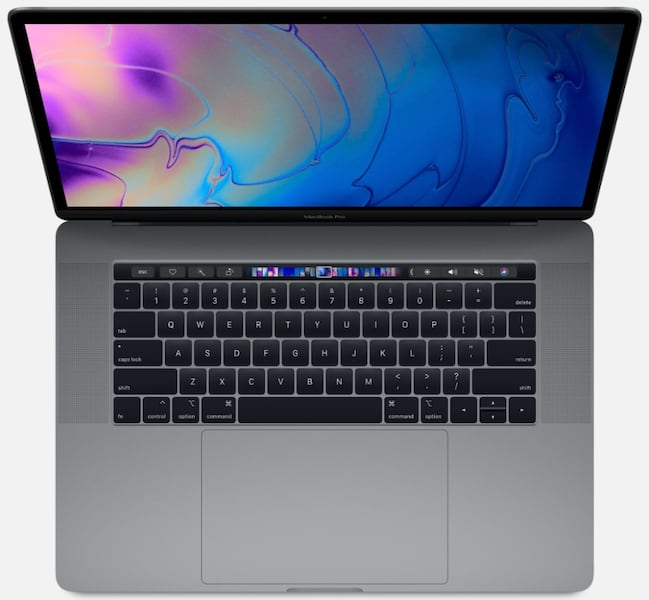 Sold Apple MacBook Pro 15 inch Space Grey Core i9 Intel 32GB 2TB ...