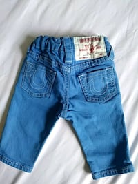 True Religion Jeans for baby size 3 months old  Bronx, 10453