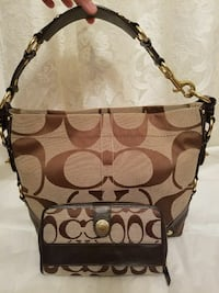 (med) Authentic coach purse Layton, 84040