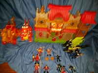 assorted-color plastic toy lot Wilmington, 28401