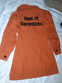 dept. of corrections costumes Indianapolis