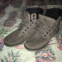Men's Timberland Sperry Style Boots