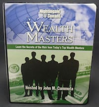 Wealth Masters 10 CD Audiobook Sioux Falls, 57106