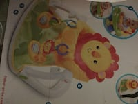 Baby's multicolored activity gym Mississauga, L5M 6V7