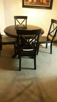Dining Table with 4 Chairs Chesapeake, 23320