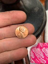 Super Rare 1964 Lincoln Cent Piece Aston, 19014