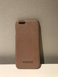 Guess deksel til IPhone 6 Kristiansand S, 4639