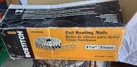 Coil Roofing Nails Toronto, M9B 5Y9