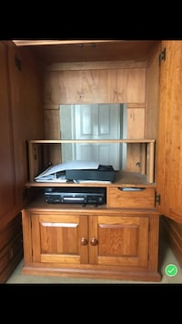 Cabinet (fits television) Los Angeles, 90066