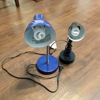 2 Desk Lamps- Bulbs included  Manassas, 20110