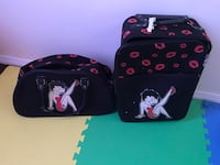 Betty boop luggage  New York, 11208