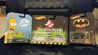 Hot Wheels Simpsons Batman Ghostbusters  Toronto, M2N 5M9
