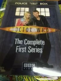Doctor Who The Complete First Series DVD