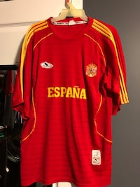 Spain Jersey Cambridge, N3H