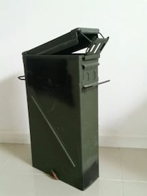 Army ammo can