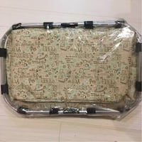 NEW Sumikko Gurashi  foldable insulated aluminum frame basket Burnaby, V5E