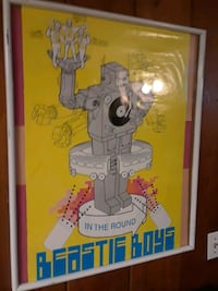 framed beastie boys decor Stockbridge