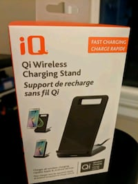 Wireless charging stand New Westminster, V3M 2M2
