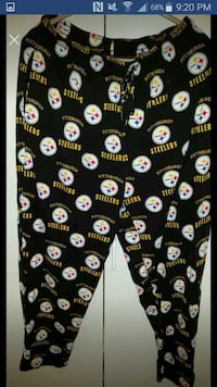 Pittsburgh Steelers NFL flannel Large Largo, 33770