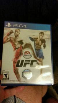 EA Sports UFC Sony PS4 game  Auburn, 13021