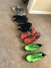 three pairs of assorted shoes Phoenix, 85008