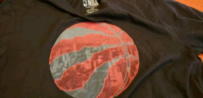 New NBA Tshirt Large