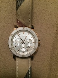 Burberry watch Mississauga, L5N 6Z3