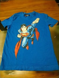 Superman top for 1 year old (Brand new)  Waterloo