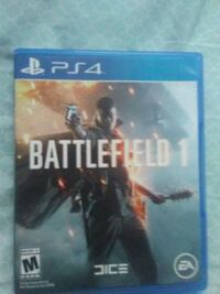 Sony PS4 Battlefield 1 case Olmsted Falls, 44138