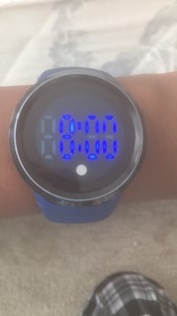 black and blue digital watch Rockville, 20850