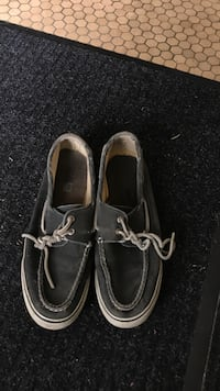 Womens Size 9 Sperrys London, N5Y 3G3
