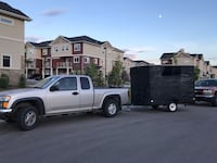 moving & dump runs Calgary