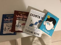 4 books for $10
