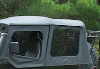 1995 Jeep YJ half doors/full soft top Set-up Ottawa, K2H 5K5
