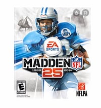 PS3 Madden 25 In great condition