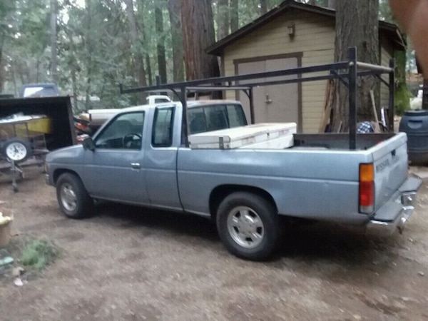 Used Nissan Hardbody Truck 1994 For Sale In Foresthill Letgo