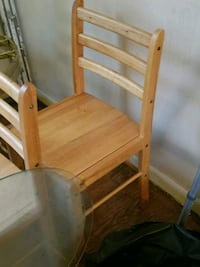 Small Wood Chairs